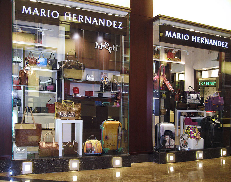 Дизайн магазина Mario Hernandez title=