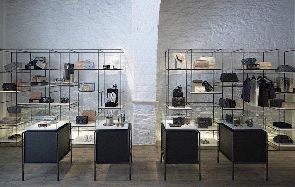 дизайн магазина одежды фото