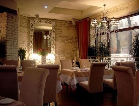 Дизайн ресторана Barbaris  Фото